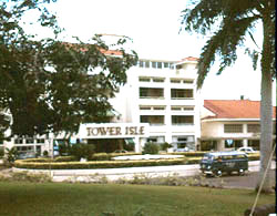 Tower Isle Hotel 1970s